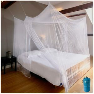 mosquito net picture